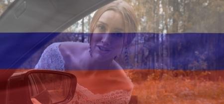 Ебля русских: Секс с незнакомкой, трахает невесту